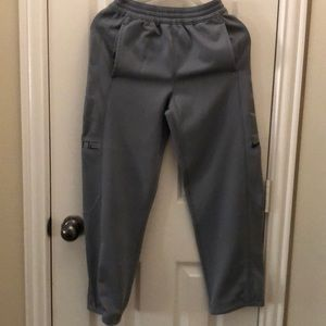 4 pairs of Dri-Fit athletic boys pants
